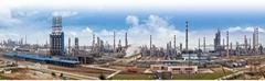 化工石化炼油行业的全厂工程规划,总体设计及成套装置