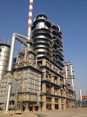 流化床异丁烷脱氢制异丁烯联产MTBE技术及成套装置