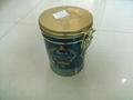 Coffee tin box 5