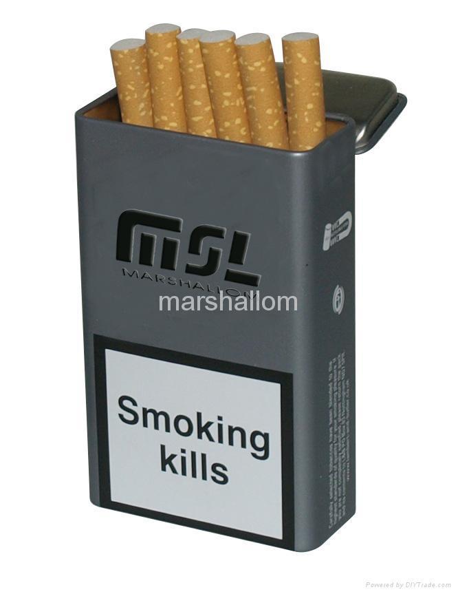 Cigarette tin box 4