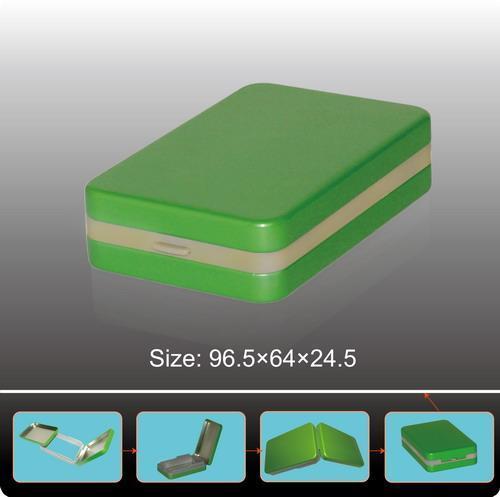 Cigarette tin box 1