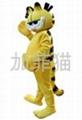 環球卡通人偶服裝加菲貓 1