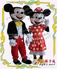卡通米老鼠服装