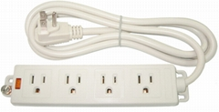 Extension socket( NEMA 5-15P PLUG)