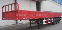 Plate Form Semi-Trailer&Tractor