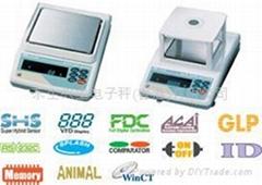 GF-200/GF-300日本AND电子天平