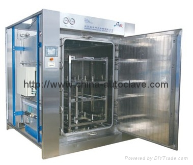 PW系列清洗滅菌櫃 1