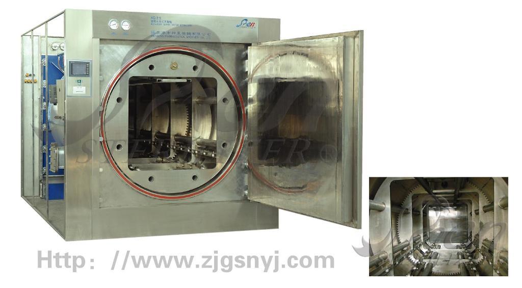 XG系列旋转式灭菌柜  1