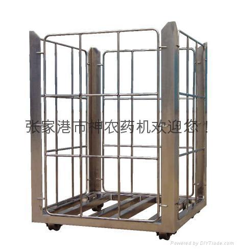 CG系列纯蒸汽灭菌柜 2