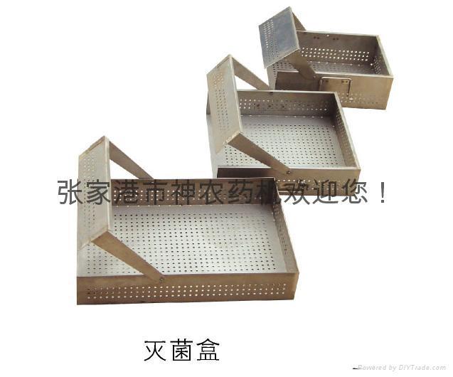 SG系列水浴式大輸液滅菌櫃 4