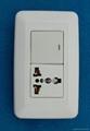 WF75开关+万用多用途插座系列