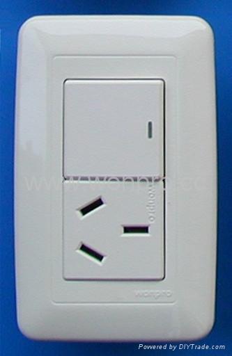 WF75开关+万用多用途插座系列 4