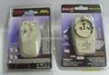 国别欧洲通旅游转换器带USB充电(WASGFDBU系列) 5