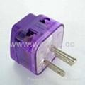 美式万用安全转换器(WADB-6.P.PL.L)