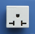 BS socket-outlets