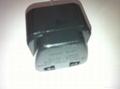 China (and old Australia) Plug Adapter (Grounded))(WA6B-16-BK) 5