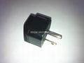 日美式插头转英标插座转换器(WA7-5-BK) 4