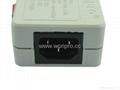 防雷5位万用插座带保护延长线带IEC(排插, 中间转换器)