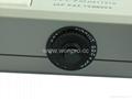防雷型五位英标插座带一个总控开关转换器(排插)