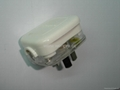 China 3C GB 2 pole Grounded Rewiring Plug 10A in White(WSP-16-W) 4