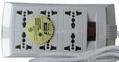 防雷型2,3,4,5,6位万用插座延长线组合(排插, 中间转换器)