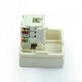 5类8芯网络插座RJ45(TE4NTS-W)