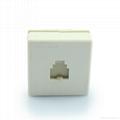 2芯,4芯,6芯电话插座(RJ9/11/21)