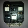 欧洲通插座带保护门(RGFS-W)