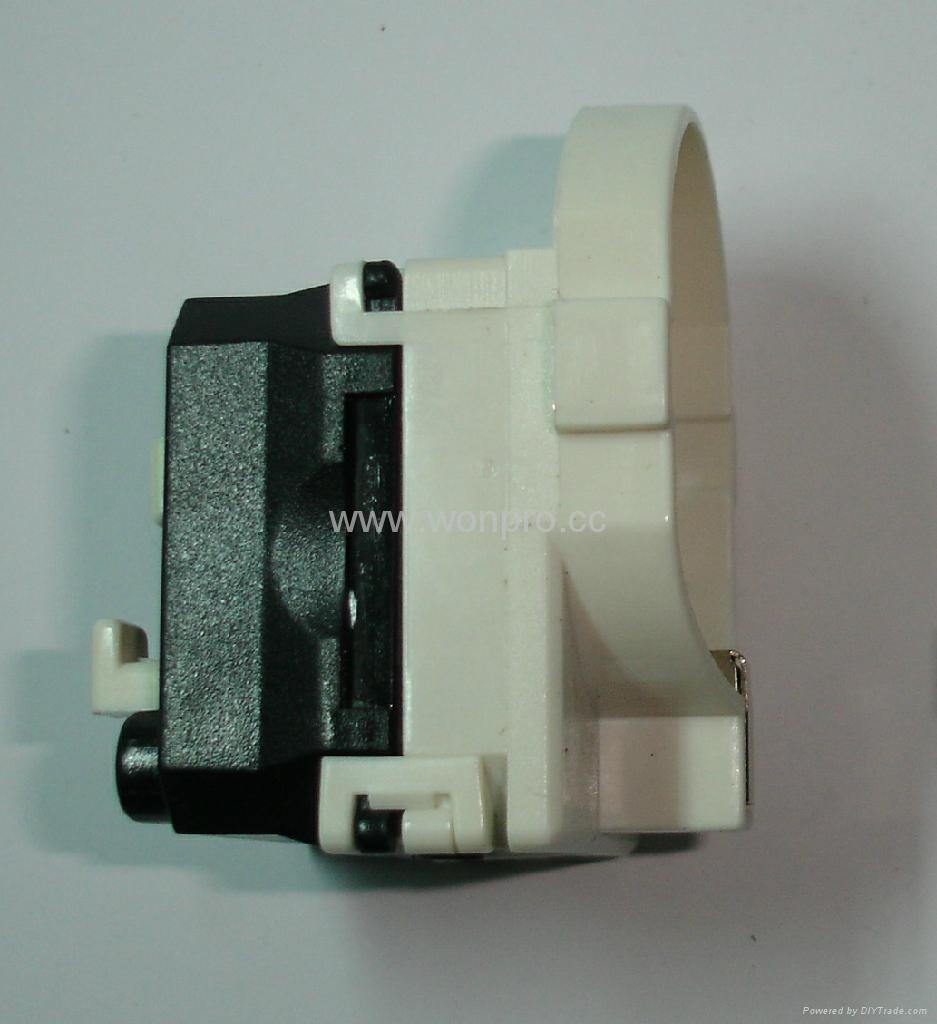 欧洲通插座带保护门(RGFS-W) 3