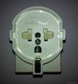 欧洲通插座带保护门(RGFS-W) 4