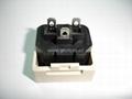 IEC公插座接地型C14(R320-W)