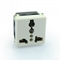 Universal Industrial Receptacle 20A/16A