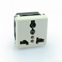 万用多用途产业大功率插座20A/16A 250V 7KV(R