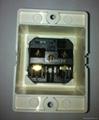 外露式一位多用途插座锁线式(WF-7.R4T-W 16A)