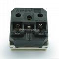 埋入式一位工业用万用多用途插座带锁线螺丝(WF-9.1R4T-BK 16A)