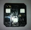 英卡入式工业用一位英标插座2P+E(BSF-R7-W 13A) 4