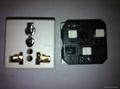 万用多用途插座模块白色2P+E10A250V(R4-W)