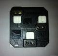 US standard 2-pole socket-outlets10A250Vor 15A125V(R6A-W) 5