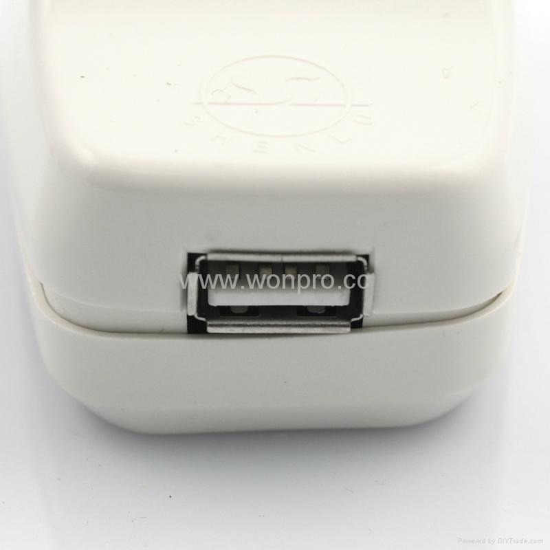 全球通旅游转换器组带USB充电(ASTDBU-SB) 4