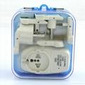 欧洲通旅游转换器组带USB充电(ASTGFDBU-SB)