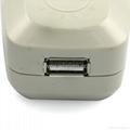 美日式旅游转换器带USB充电(WASDBUvs-5-W)