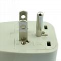 美日式旅游转换器带USB充电(WASDBUvs-5-W) 5