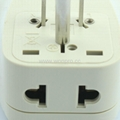 美日式旅游转换器带USB充电(WASGFDBUvs-5-W) 4
