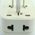 USA,Japan Travel Adapter with USB charger(WASGFDBUvs-5-W) 4