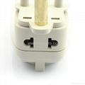 大南非式旅游转换器带USB充电(WASDBU-10L-W) 3