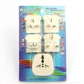 All in One Travel Adapter Kit(OAST-P4)