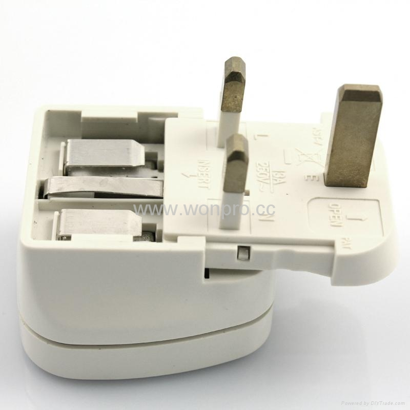 All In One Travel Adapter Kit 5 Sets Oast Sdvs Wonpro