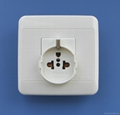 European Receptacle Series
