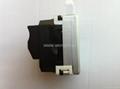 英卡入式工业用一位万用插座带安全门带锁线螺丝2P+E(BSF-R4TS-W 16A)