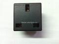 英标插座黑色2P+E(R7-B